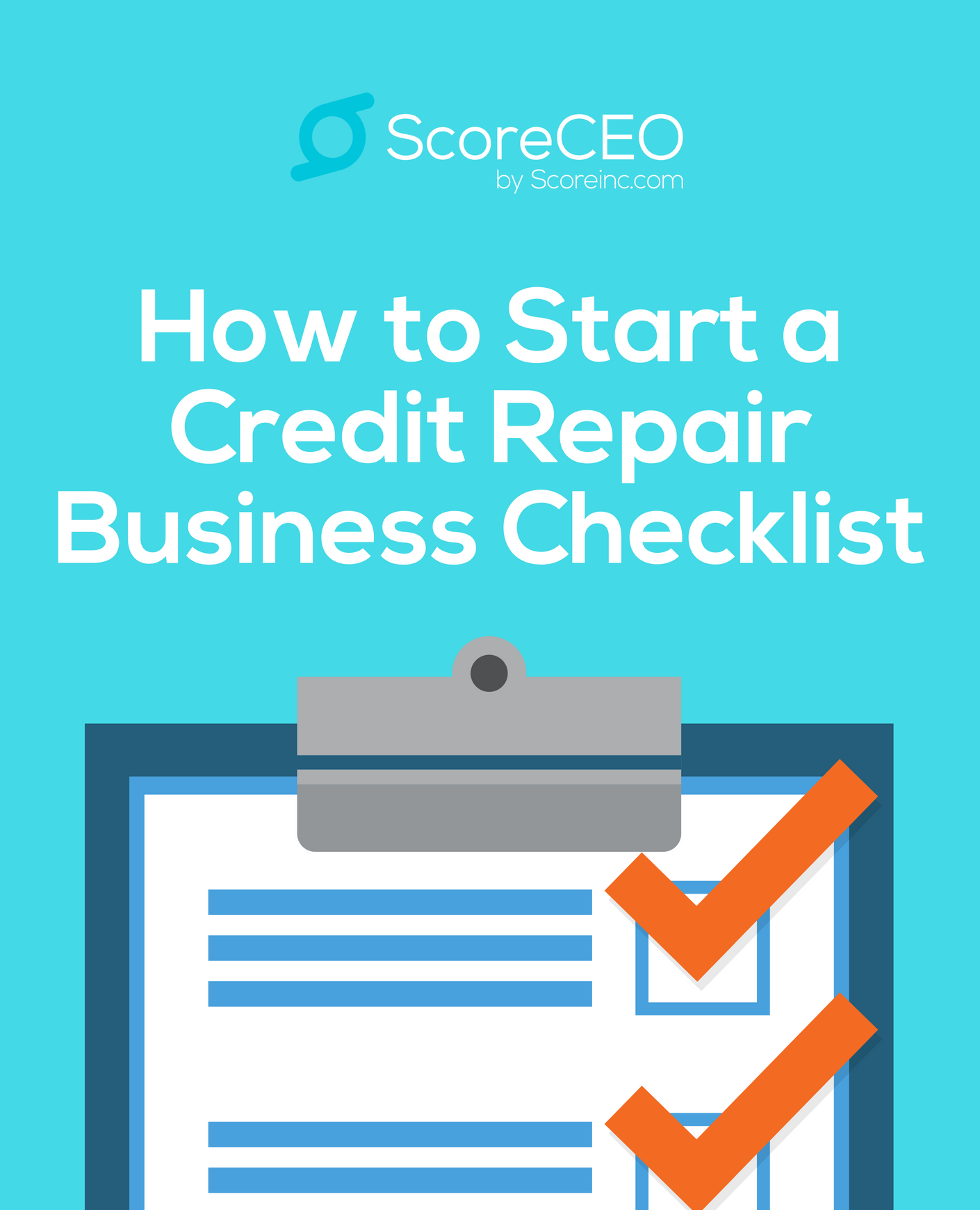 How to Start A Credit Repair Business Checklist